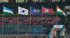 لأول مرة.. علم كوريا الجنوبية يرفرف في جارتها الشمالية