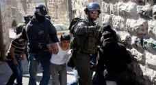 الاحتلال يعتقل طفلين شمال نابلس
