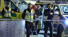 الشرطة السويدية تعتقل شخصا بعد هجوم ستوكهولم