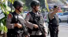 اندونيسيا: مقتل ستة اشخاص يعتقد انهم على صلة بداعش الارهابي