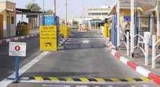 مخاوف أمنية تدفع الاحتلال إلى إغلاق معبر طابا مع مصر