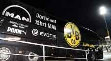 ألمانيا..٣ انفجار تؤجل لقاء دورتموند وموناكو في دوري الأبطال