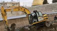 بلدية الاحتلال تخطر بهدم مسجد في القدس