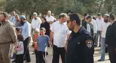 الأردن يدين اقتحام المستوطنين لباحات المسجد الأقصى