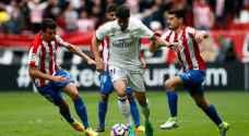 مدريد يواصل تربعه على صدارة الليغا