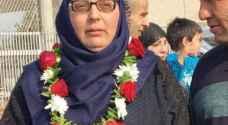 الاحتلال يفرج عن الأسيرة لينا الجربوني بعد ١٥ عاما بالسجون