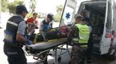 الدفاع المدني يتعامل مع ٧٢ إصابة خلال الـ ٢٤ ساعة الماضية