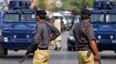 اعتقال امرأة خططت لتفجير كنيسة في باكستان