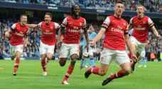الدوري الإنجليزي: فوز غالٍ لآرسنال على ميدلسبره