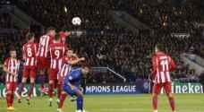 اتلتيكو مدريد أول المتأهلين لنصف نهائي دوري الأبطال