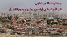 صحيفة عبرية تكشف عن سرقة أراضٍ فلسطينية خاصة