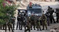 اصابة فلسطينيين خلال مواجهات مع الاحتلال في القدس