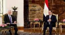 وزير الدفاع الأمريكي يلتقي السيسي في مصر