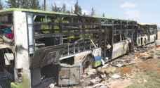 الرئيس السوري يتهم 'جبهة النصرة' بارتكاب الاعتداء على حافلات النازحين