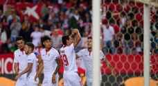الدوري الإسباني: إشبيلية يضيّق الخناق على أتلتيكو مدريد
