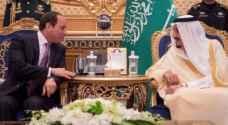 سلمان والسيسي يتفقان على تطوير العلاقات وتنسيق جهود مكافحة الإرهاب