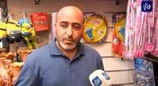 بالفيديو .. أردني يروي معاناته مع حادث سير سبب له إصابة