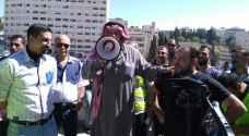 بالصور .. عودة الاحتجاج ضد 'أوبر وكريم' أمام النواب
