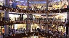 انقطاع الكهرباء يغرق دبي مول في ظلام لبعض الوقت