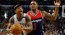 NBA: بوسطن يحسم المواجهة الأولى مع واشنطن بفضل توماس