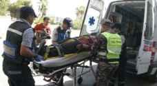 وفاة شخصين وإصابة اثنين آخرين في حادث تصادم في الكرك