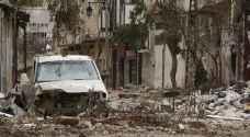 الخارجية الأمريكية تعبر عن قلقها من اتفاق لخفض العنف في سوريا