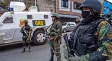 الشرطة الفنزويلية تمنع المعارضين من الوصول كراكاس