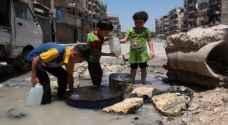 ٣٤ وفاة بالكوليرا والاشتباه بالفي اصابة باليمن