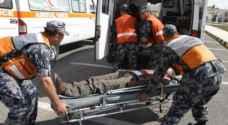 الدفاع المدني يتعامل مع ٢٤٠ حادثا مختلفا