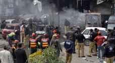 قتلى وجرحى في تفجير في بلوشستان في باكستان