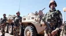 مقتل ٥ إرهابيين برصاص الجيش الجزائري