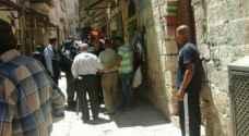 الحكومة الاردنية :الاحتلال يتحمل مسؤولية استشهاد اردني بالقدس