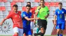 الجزيرة يتخطى الرمثا في ذهاب نصف نهائي كأس الأردن