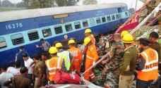 أربعة قتلى في خروج قطار ركاب عن سكته في اليونان