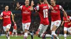 أرسنال يحافظ على فرصة تواجده في دوري أبطال أوروبا
