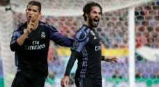 ثلاثي ريال مدريد مهددون بالغياب عن المواجهة الأخيرة في الليجا