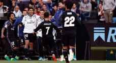 ريال مدريد يقترب من لقب الليجا الاسبانية