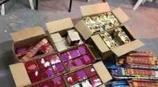 الاحتلال يتجه لمنع بيع الالعاب النارية بمناطق المواجهات