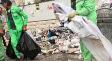 بالصور.. ناشطون يعبرون عن استيائهم من انتشار النفايات والاهمال بعد انتخابات 'المحامين'