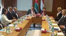 توقيع اتفاقية بين الحكومة الهولندية ومجلس امانة عمان