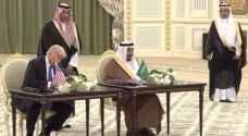 تعرف على أبرز ١٥ اتفاقية بين السعودية وأمريكا