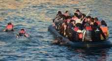 مصرع نحو ٢٠ مهاجرا في البحر المتوسط