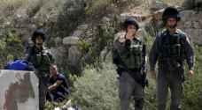 الاحتلال يعتقل ٧ فلسطينيين من نابلس .. أسماء