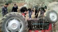 وفاة و ٥ إصابات بحادثين في إربد والبلقاء