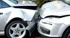 وفاة و ٤ إصابات بحادث تصادم في سحاب