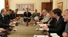 الصفدي يستقبل رئيس لجنة الشؤون الخارجية في الكونغرس الامريكي