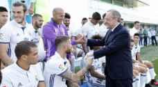 ريال مدريد يغري لاعبيه بأضعاف مكافأة لاعبي يوفنتوس