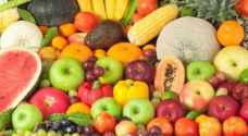 ماذا يحصل عند تناول الفاكهة والخضار ٣ مرات يوميا
