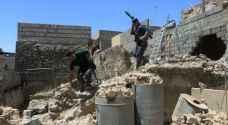 الخناق على داعش يشتد في الموصل