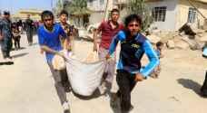 مقتل عشرات المدنيين أثناء فرارهم من 'داعش' في الموصل
